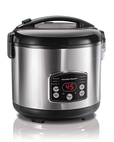 Hamilton Beach Rice Cooker (37541)
