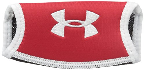 Under Armour Men's Chinstrap Chin Pad , Red (601)/White , One Size Fits All