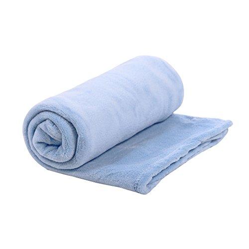 Cobertor de Microfibra Mami, Papi Textil, Azul, 1.10mx85cm