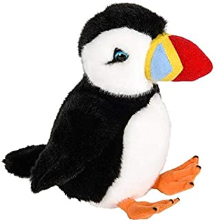 Rhode Island Novelty 7 Inch Heirloom Buttersoft Puffin Plush One Per Order