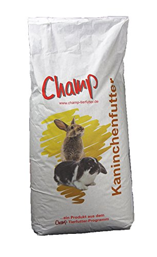 Champ Kaninchenfutter Mast, 25 kg