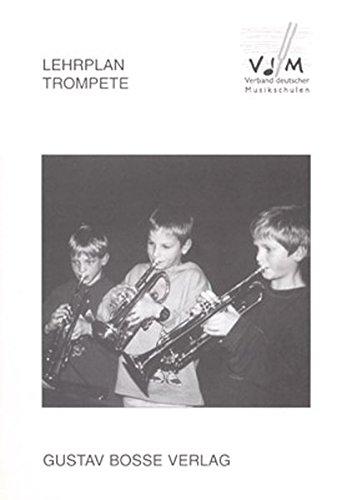 Trompete (Lehrpläne des Verbandes deutscher Musikschulen e.V.)