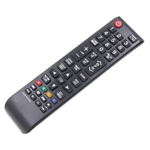 Mando a distancia universal para Samsung AA59-00786A AA5900786A para LCD LED Smart TV mando a distancia de repuesto (color negro)