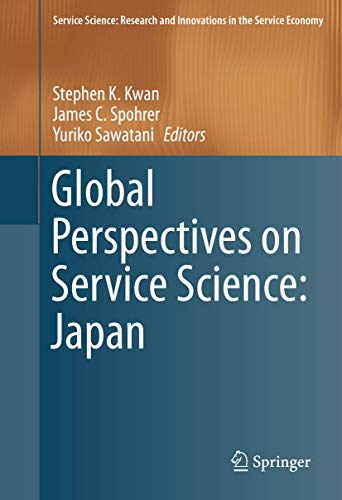 Global Perspectives on Service Science - Japan