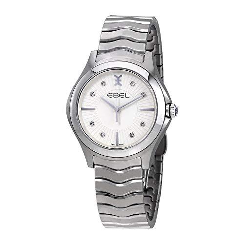 EBEL 1216302 Reloj de Cuarzo Suizo con Pantalla analógica para Mujer