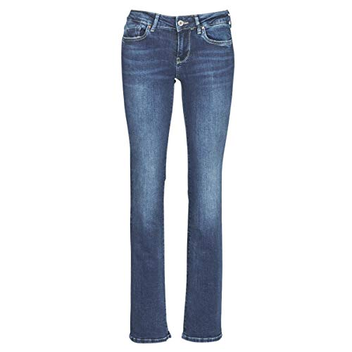 Pepe Jeans Piccadilly Jeans Damen Blau / Cn4 - DE 32 (US 24/32) - Bootcut Jeans