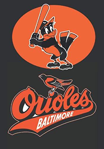 Baltimore Orioles: Orioles Journal I Baseball Notebook