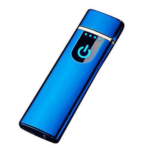 プラズマ ライター 電気 usb ブルー