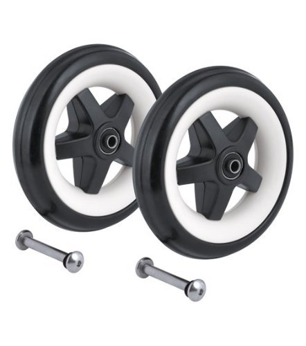 Bugaboo Bee Rear Wheels Replacement Set (2010+ Model) by Bugaboo