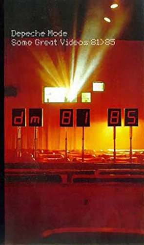 Depeche Mode - Some Great Videos 81-85 [VHS]