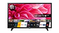 LG Electronics 32LM630BPLA.AEK 32-Inch HD Ready Smart LED TV with Freeview Play - Ceramic Black Colo...