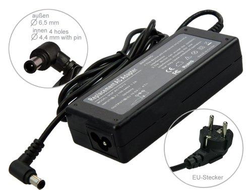 Notebook Netzteil Ladegerät AC Adapter für Sony Vaio VPC-CW1S1E/R VPCCW1S1E/W VPC-CW1S1E/W VPCCW1S1EW/P VPCCW1S1R VPCCW1S1R/B VPCCW1S1R/L VPCCW1S1R/P VPCCW1S1R/R VPCCW1S1R/W VPCCW1S1T VPCCW1S1T/B VPCCW1S1T/L VPCCW1S1T/P. Mit Euro Stromkabel. Von e-port24®
