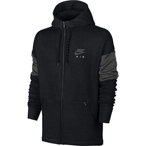 Nike Air - Giacca, Uomo, Gilet, 861612-010, Nero , L