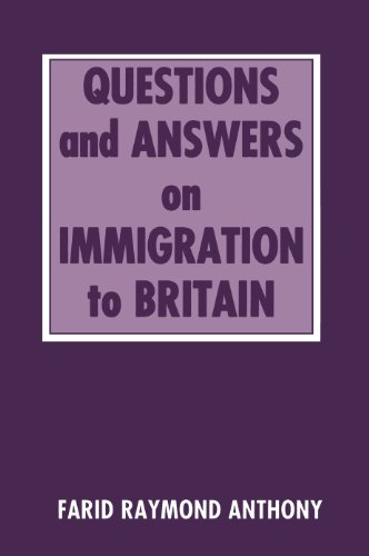 Questions and Answers on Immigration in Britain (English Edition)