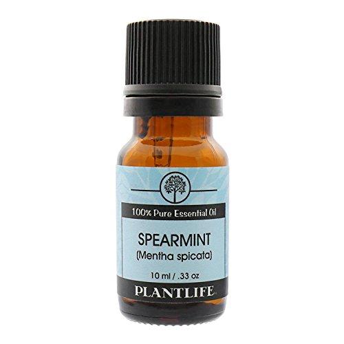 Plantlife 100% Pure Spearmint Essential Oil- 10ml