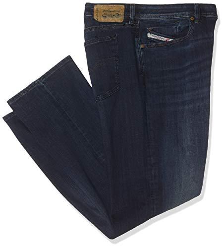 Diesel Herren Waykee-00s11b-0814w Straight Jeans, Blau (Azul Oscuro 0814w), 54 (Herstellergröße: 40)