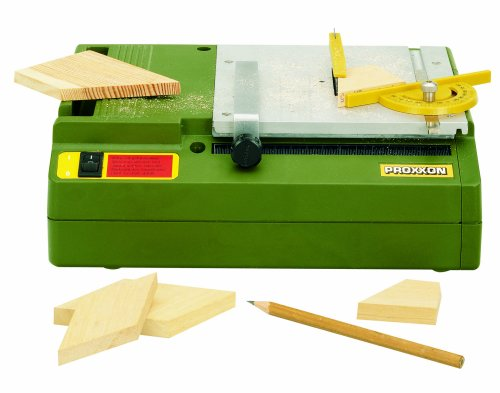 Proxxon 37006 KS 115 Bench Circular Saw