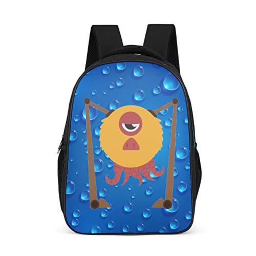 shaoziyun Rucksack Kinder Mädchen Lässig Schulrucksack Jungs Schultasche für Mädchen Daypack Mädchen 15.6 Laptop Rucksack,Galaxy Glänzend Grey OneSize