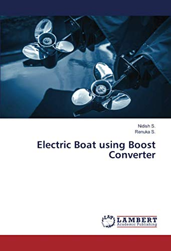 Electric Boat using Boost Converter