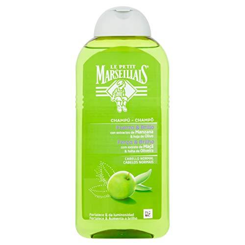 Le Petit Marseillais Appel en Oliven Shampoo, heren, per stuk verpakt (1 x 300 ml)