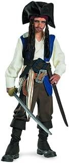 Captain Jack Sparrow Deluxe Child Costume