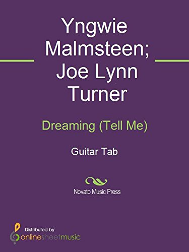 Dreaming (Tell Me) (English Edition)