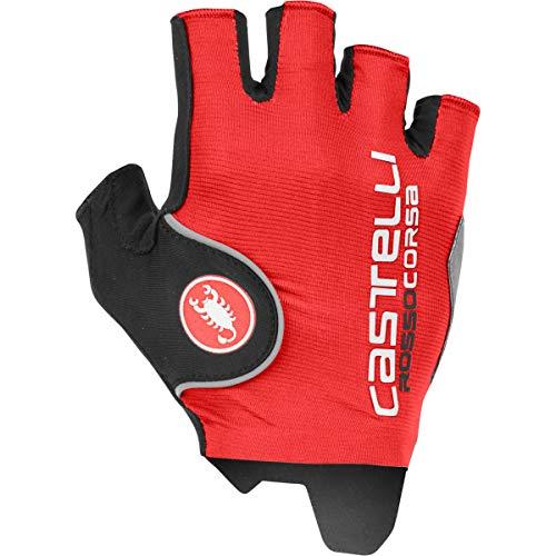 Castelli Rosso Corsa Pro Fietshandschoenen voor heren