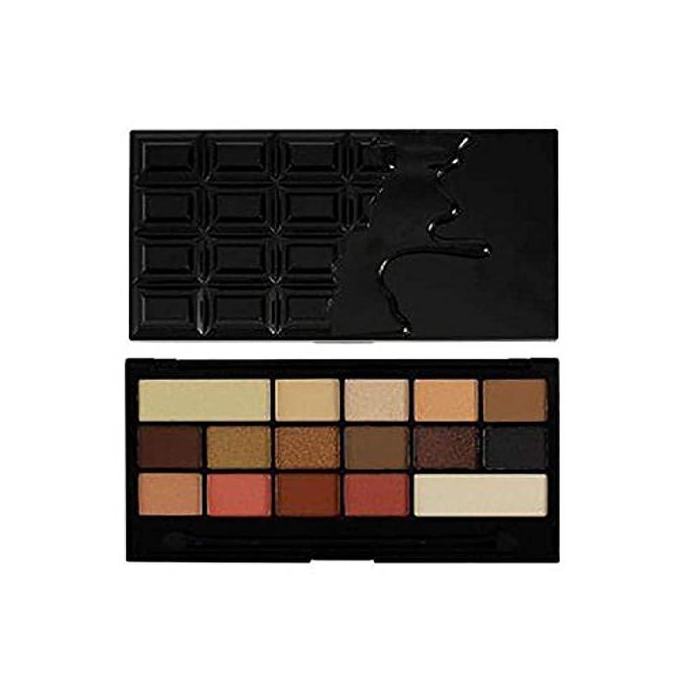 相反する説明的有彩色のI Heart Chocolate Eyeshadow Palette Vice - 私は心のチョコレートアイシャドウパレットバイス [並行輸入品]