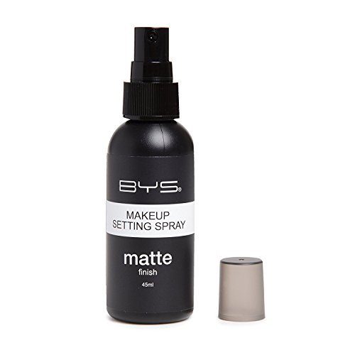 BYS Maquillage - Spray Fixateur de Maquillage Fini Mat