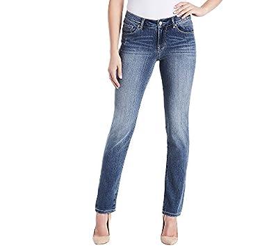 Vintage America Blues Women's Wonderland Slim Straight Jean
