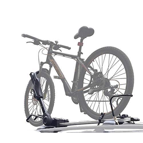 BINGFENG Portabicicletas Techo de la Cabina Estante Universal de la Bici del...