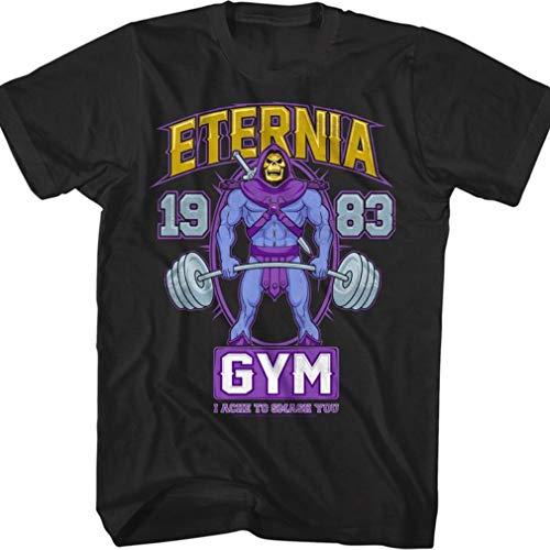 Skeletor Eternia Gym 1983 T-shirt for Men