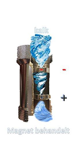 Kalkschutz Magnetischer Wasserentkalker Anti Kalk Magnet 3/4