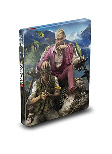 Far Cry 4 - Limited Steelcase Edition (exklusiv bei Amazon.de) - [Playstation 4]