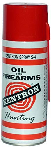 KENTRON S-4 Olio Lubrificante detergente per Armi 400ml.