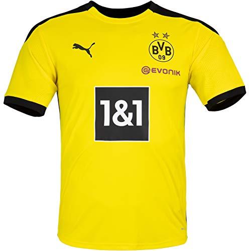 PUMA Borussia Dortmund Training Trikot (XL, Yellow/Black)