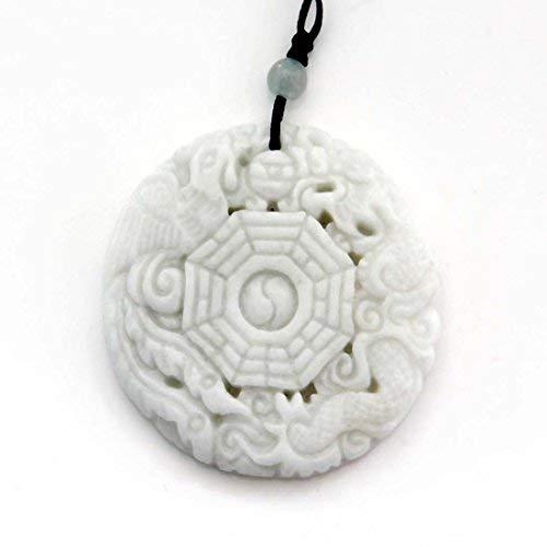 Ovalbuy Chapelet de m/éditation mala avec perles /œil-de-tigre 8/mm