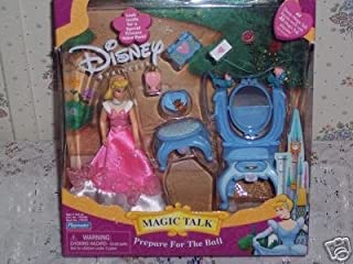 Disney Princess Magic Talk Prepare For The Ball