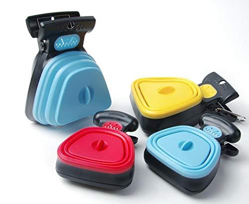 [RARITY X]犬用 フンキャッチャー トイレピッカー WASTE CLEANER (ブルー)