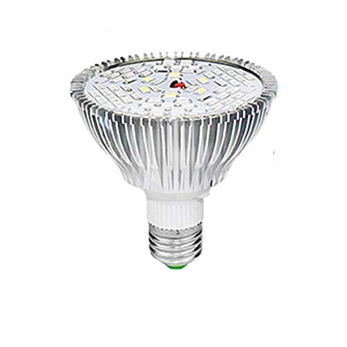 LED Pflanzenwachstumsbirne E27-50W-78 Lampenperlen Pflanzenlichtbirne