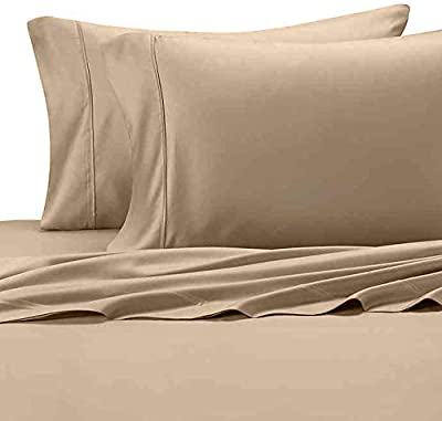 "Eucalyptus Origins Ocean 100/% Tencel Lyocell 400 ct 2 King Pillowcases 21/""x40/"""