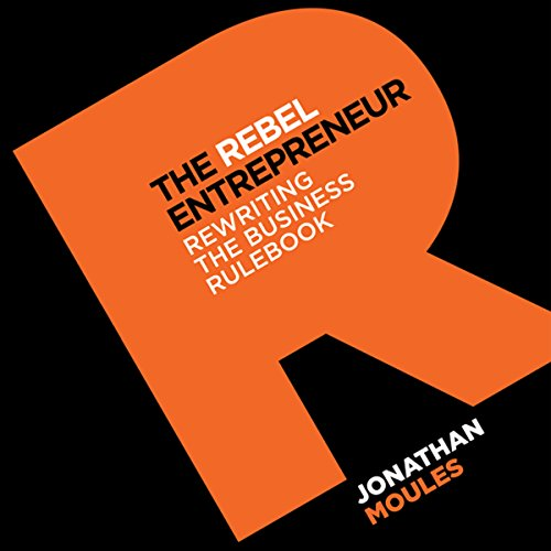 The Rebel Entrepreneur audiobook cover art