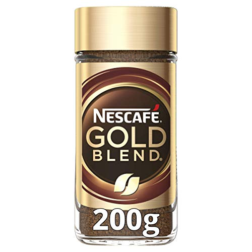 NESCAF? GOLD BLEND Instant Coffee Jar, 200 g