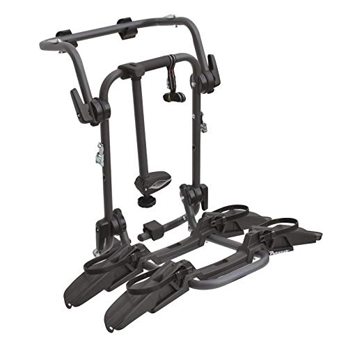 PERUZZO PURE INSTINCT 2 bike rear rack compatible with ALFA ROMEO 147 from 2000 onwards - MAX 45 kg - Also for eBike and Fat Bike - Approved