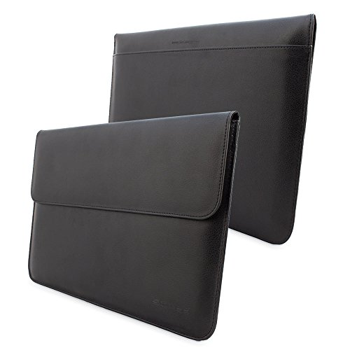 Snugg Universal Leather Sleeve Case for 13