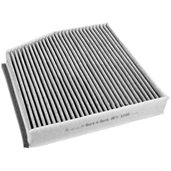 Original Mann Filter Cabin Air Filter Cuk 26 007 Pollen Filter With Activated Carbon For Cars Auto