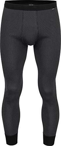 Ammann Herren- Unterhose, lang schwarz Größe 5