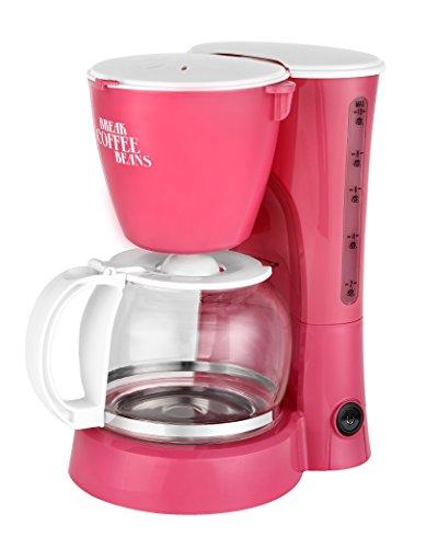 TKG KM 53 P Machine à café à filtre, 800 W, Rose