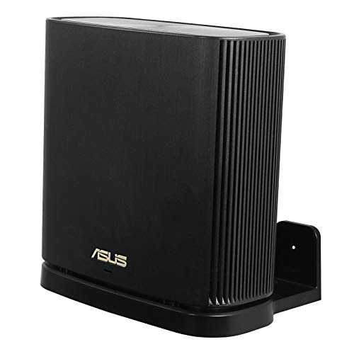 Huafly BECEMURU - Soporte de pared para ASUS ZenWiFi AC/AX sistema de malla de triple banda WiFi 6 (CT8/XT8), color negro