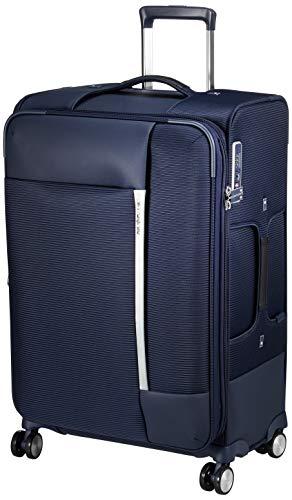 [サムソナイト] スーツケース キャリーケース ブリクター スピナー 68/25 EXP 保証付 80L 4.1kg ネイビー